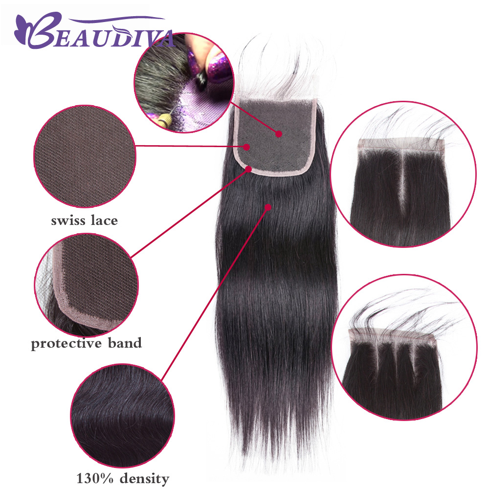 Beaudiva Hair Extension 100% Human Hair 16