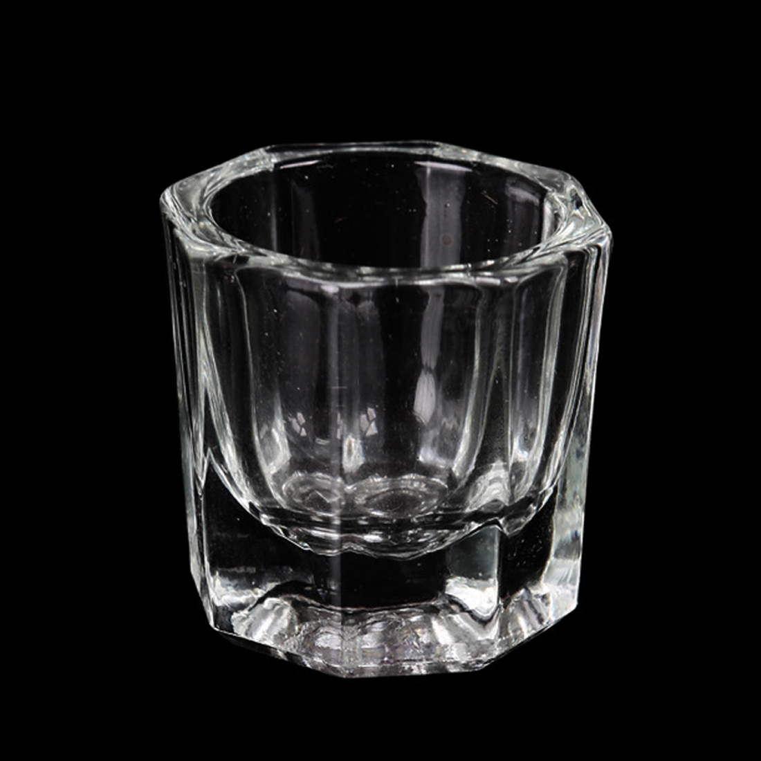 Top Quality <font><b>Nail</b></font> Tools <font><b>Crystal</b></font> <font><b>Nail</b></font> Glass <font><b>Octagonal</b></font> <font><b>Crystal</b></font> <font><b>Cup</b></font> Glasses Liquid <font><b>Cup</b></font> <font><b>Nail</b></font> <font><b>Art</b></font> Tools