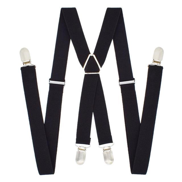 1 inch Suspenders Men 2