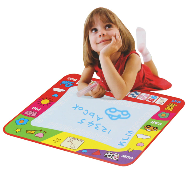 80 60cm Big Size Children Water Drawing Painting Writing