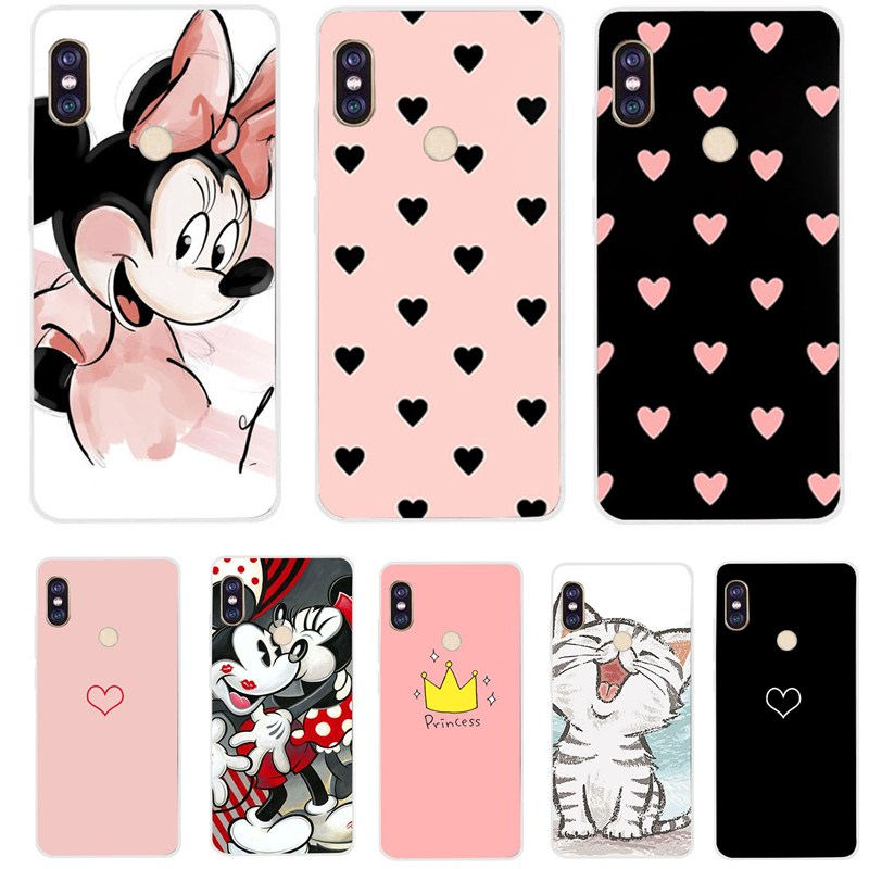 Phone Cases For Xiomi <font><b>Redmi</b></font> Note 5 note5 pro 5.99' Fundas Soft Silicon <font><b>3d</b></font> Luxury Patterned Cover For Xiomi <font><b>redmi</b></font> Note 5 image