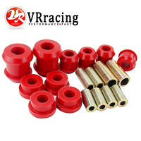 VR RACING FRONT UPPER AND LOWER CONTROL ARM BUSHINGS For Honda Civic 1992 1995 For Acura