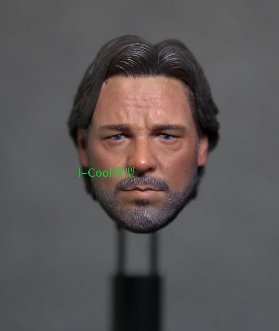 1 6 Model Russell Crowe Head Superman Iron Superman Head Sculpture Model Sculpture Modelling