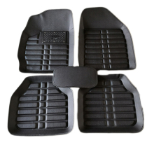 5pcs car floor mats foot pad carpet for the drive universal auto Interior accessories supplies mat