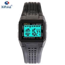 Здесь можно купить  XINJIA Brand LED electronic watch men