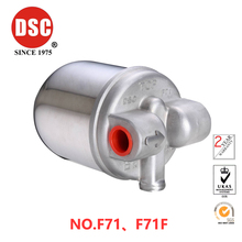 DSC  stainless steel float& thermostatic steam traps F71、F71F