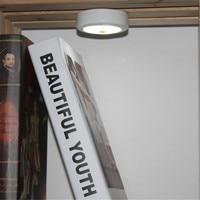2 4pcs LED Cabinet Wardrobe Light Battery Power Home Kitchen Remote Control LED Under Cabinet Light