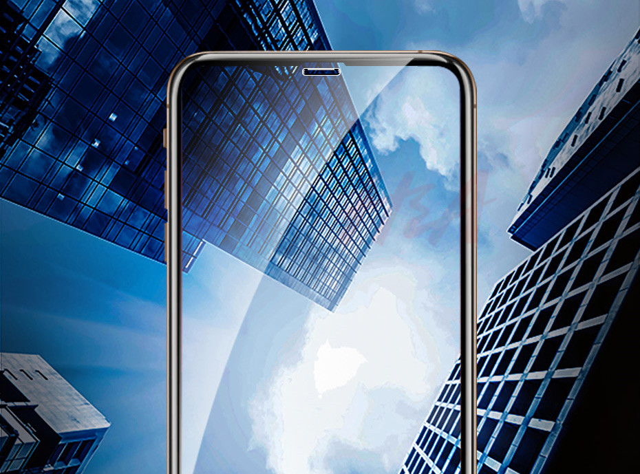 35D Curved Edge Tempered Screen iPhone Protective Glass 26