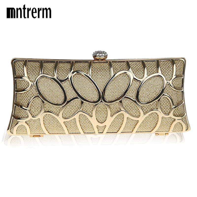 New Diamond Evening Bag Women Metal Clutch Bag Fashion Multicolor Wild Style Wedding Shoulder Bag High Quality Day Clutches free shipping silicone diving mask dry snorkel for scuba dive set diving equipment