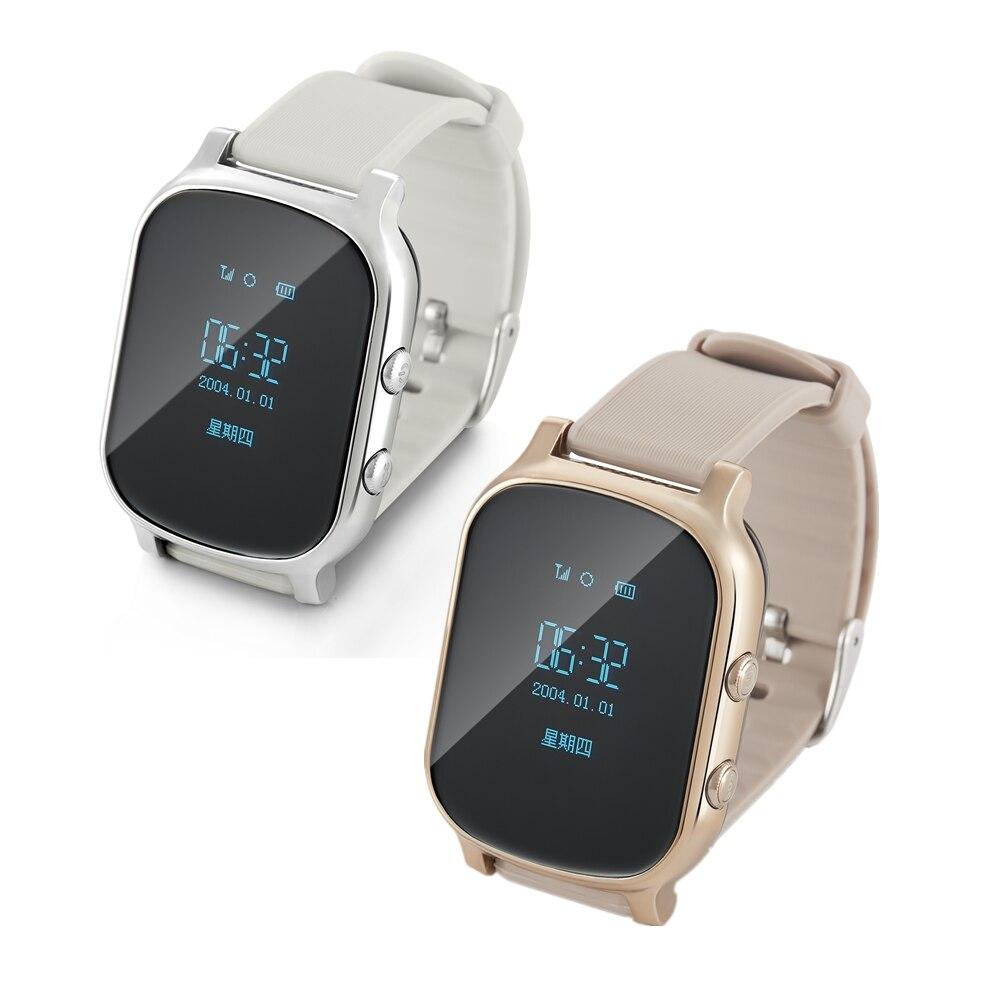 Smart watch niños kid reloj gsm gprs gps sos localizador rastreador anti-perdida