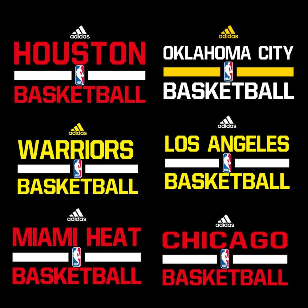 Adidas Basketball Font