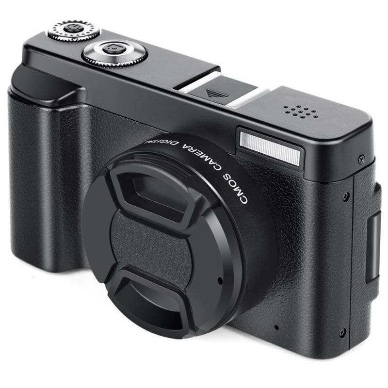 HTB1nyILNhnaK1RjSZFBq6AW7VXa5 P11 Digital Camera Flip Screen Wireless WIFI Full HD 1080P 24MP 16X Zoom Digital Camera Video Recorder High Quality