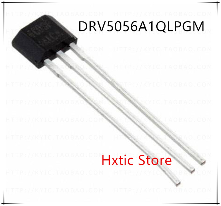 NEW 10pcs/lot  DRV5056A1QLPGM DRV5056A1 DRV5056 TO-92 IC