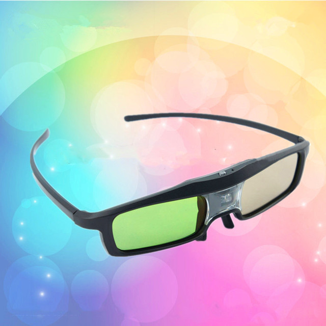 Z3 DLP-Link Active Shutter 3D Glasses For Home Cinema Projector TV Perfect for Luxcine C5D &Z2000SD Projector Hot