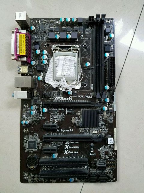 DRIVERS ASROCK P75 PRO3 MOTHERBOARD