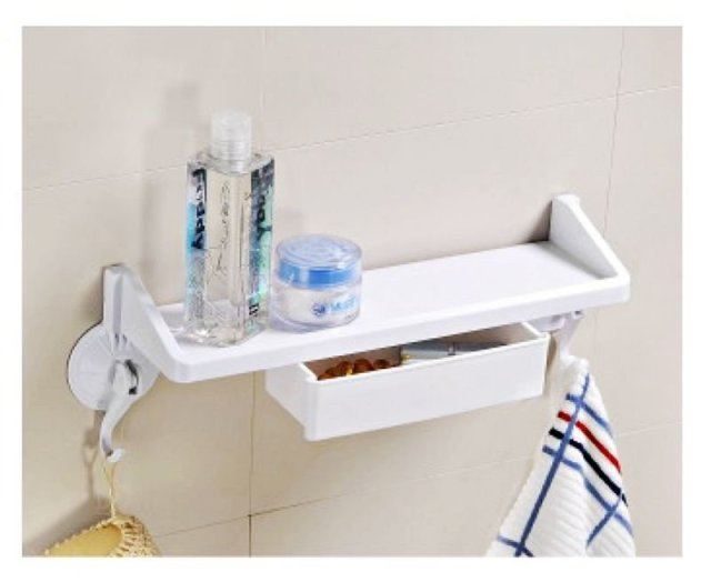 free shipping magic bathroom rack with drawer bathroom