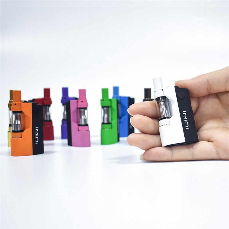 Imini V1 Thick Oil Cartridges Vaporizer 510 Thread Battery 500mAh