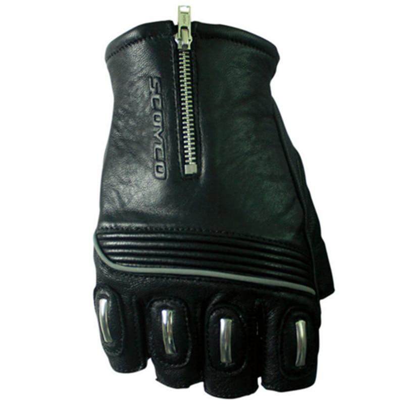guantes moto Μάρκα Άνδρες Γνήσιο Δερμάτινο - Εξαρτήματα και ανταλλακτικά μοτοσικλετών