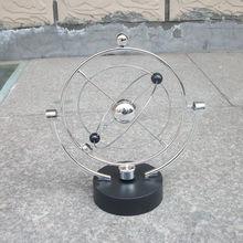 2016 новое прибытие винтаж стиль home decor модель солнечной системы магнетизм винтокрылых динамической модели Настольных статей