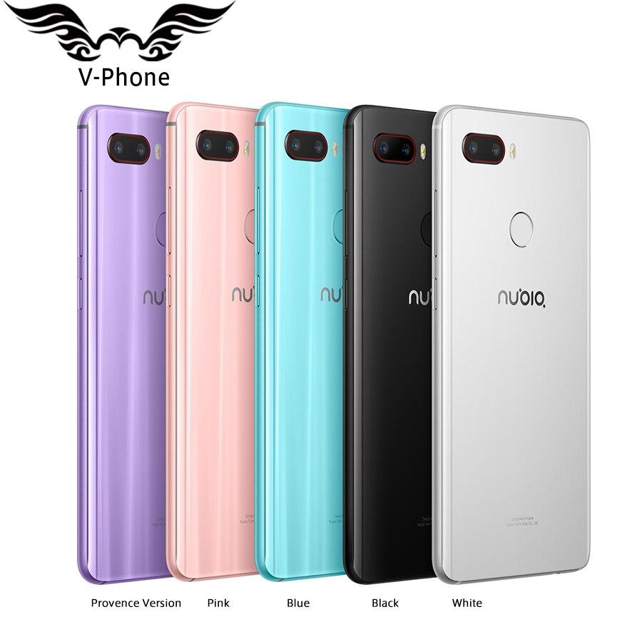 Originale ZTE Nubia Z18 mini del telefono Mobile 5.7