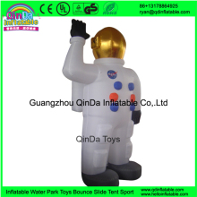 Cute design inflatable astronaut cartoon for advertising,inflatable advertisemen,cartoon human for sale