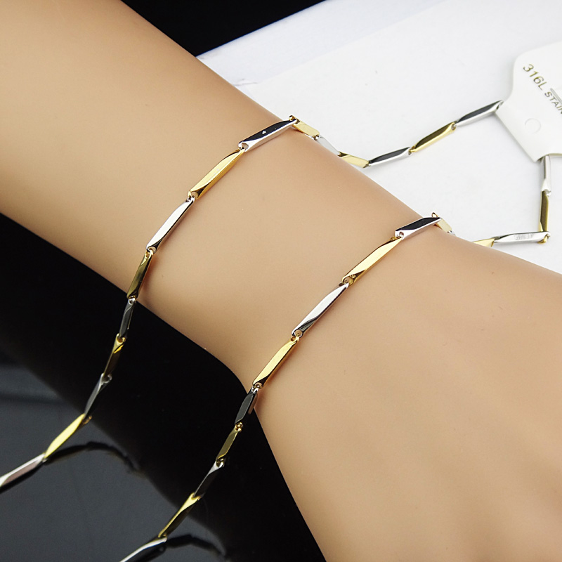 chains rose mvintage chain plain long gold rosegold basic collections