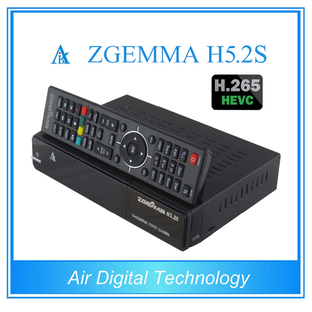 5 pcs/lot zgemma h5.2s twin tuner dvb s2/s satellite tv receiver with h.265 decoding gx diffuser car air purifier clean air ozone portable air purifier hepa dust collection filter