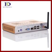 160GB HDD Mini desktop Computer, Thin client 2GB Ram, Intel Celeron/Pentium Dual Core,1.8Ghz,Windows 7 1080P HDMI,WIFI,3D Game(Hong Kong)