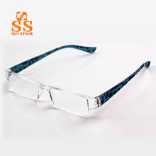 High Quality, Fashionable Colors Unbreakable Reading Glasses Women Men Ultralight Anti-Fatigue Flower Temple farsightedness Magnifier 391