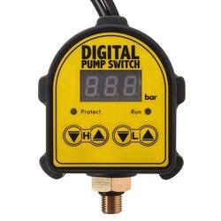 Цифровой коммутатор контроллера автоматический воздушный насос водяной Насос реле давления контроллер для водяной насос