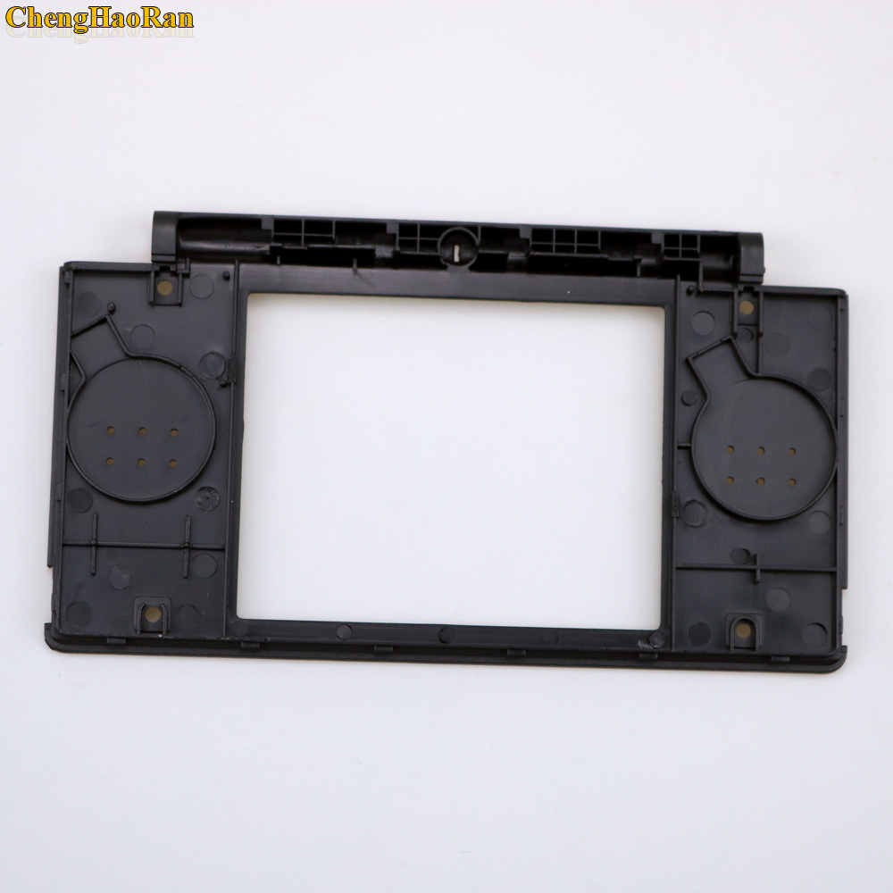 Image 3 - ChengHaoRan 1pcs 5pcs 10pcs Black Top frame For DSL upper screen frame for N DSL B shell for NDS L upper screen inner frame-in Replacement Parts & Accessories from Consumer Electronics