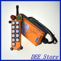 Comparar 1 velocidad 1 transmisor 10 canales polipasto camión Radio Control remoto sistema de interruptor de botón