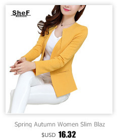 Blazers Back To Search Resultswomen's Clothing Womens Blazers Female Business Work Office Formal Styles Suit Yellow Blue White Green Female Jackets Coat Outwear