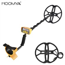 Professional Underground Metal Detector MD6350 Advance 12' Super Coil Gold Digger Treasure Hunter Pinpointer Stud Fider Detector orignal md 6350 metal detector professional underground gold detector md6350 with yellow and green color