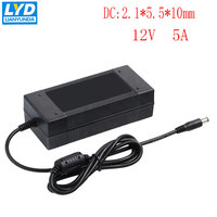 Article 12 V 5a Switching Power Supply Medical Equipment 60W Power Supply 12v 5a Power Adapter 12v5a Router 60W