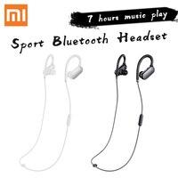 New Original Xiaomi Mi Sports Bluetooth Headset Version Wireless Earbuds With Microphone Waterproof Bluetooth 4 1