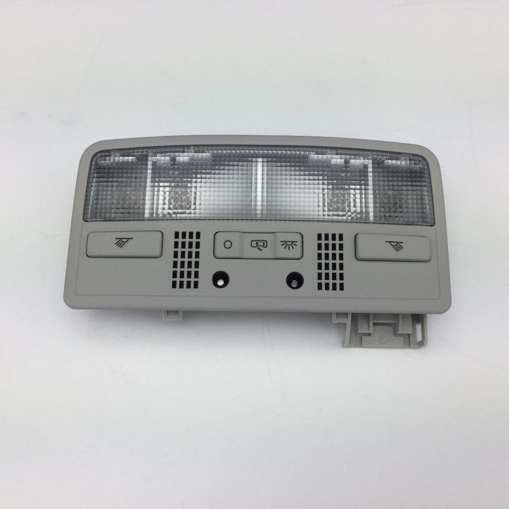 for VW Passat B5 for Skoda Octavia Combi Interior Dome Light Reading Lamp Beige Color 3BD