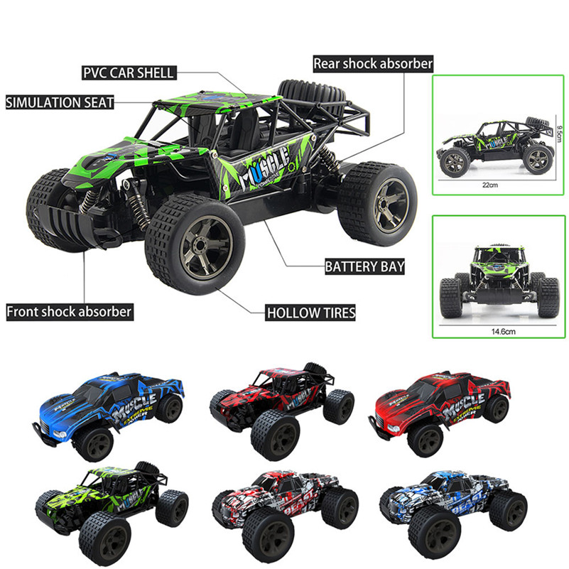 1:20 2WD High Speed RC Racing Car 4WD Remote Control Truck Off-Road mini carro radio rc car battery-powered toys for child B2 все цены
