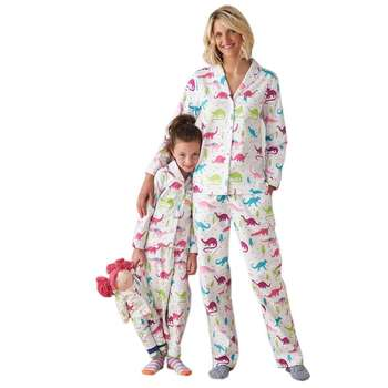 Mommy and Me Clothes Christmas Mother Daughter Baby Outfits Family Matching Pajamas Clothing Family Look Nightwears New Family Matching Outfits