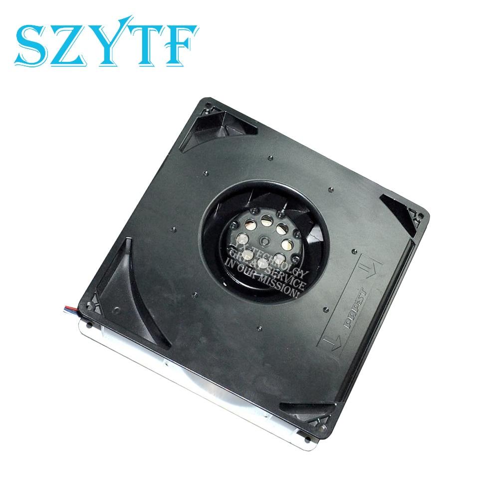 original textile machine fan RG160-28/56S 22056 230V car 220*220*56mm original ebmpapst 1120ntd tc 220 230v 16w 19w cooling fan