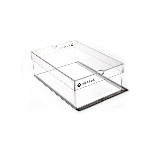 Plexiglass Showcase Acrylic Clear Shoe Display And Storage Box