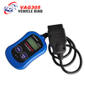 VAG305 Code Reader Superior Vag 305 OBD2 OBD II auto scanner for VW ,AUDI hot sale promotion price free shipping