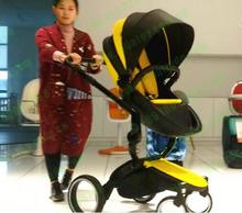finfin foofoo hot mom spacewalk skywork high landscape baby stroller need book no stock(China)