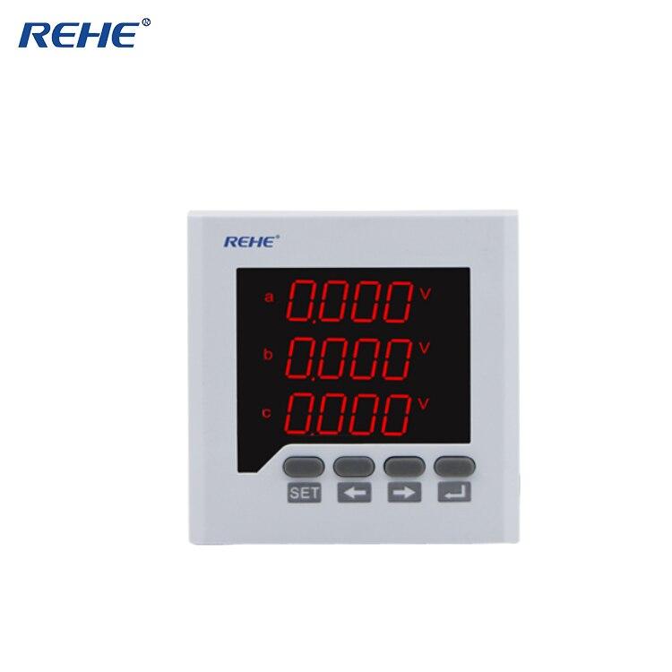 REHE RH-3D7 80*80 MM ampères multimètre électrique numérique