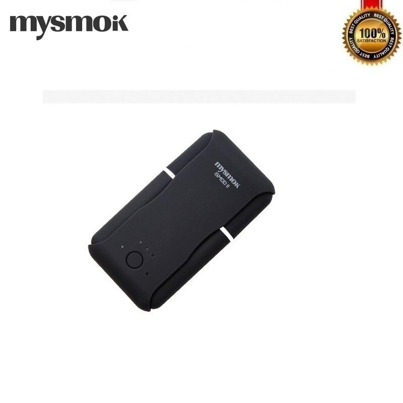 Image 4 - Original MYSMOK ISMOD II Kit Heat Not Burn with Double Rods  2200mAh Built in Battery  for Heating Tobacco Cartridge  VaporizerElectronic Cigarette Kits