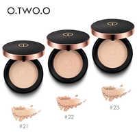 O. two. o marca profissional pressionado pó mineral cosméticos de longa duração clareamento contorno maquiagem rosto pó