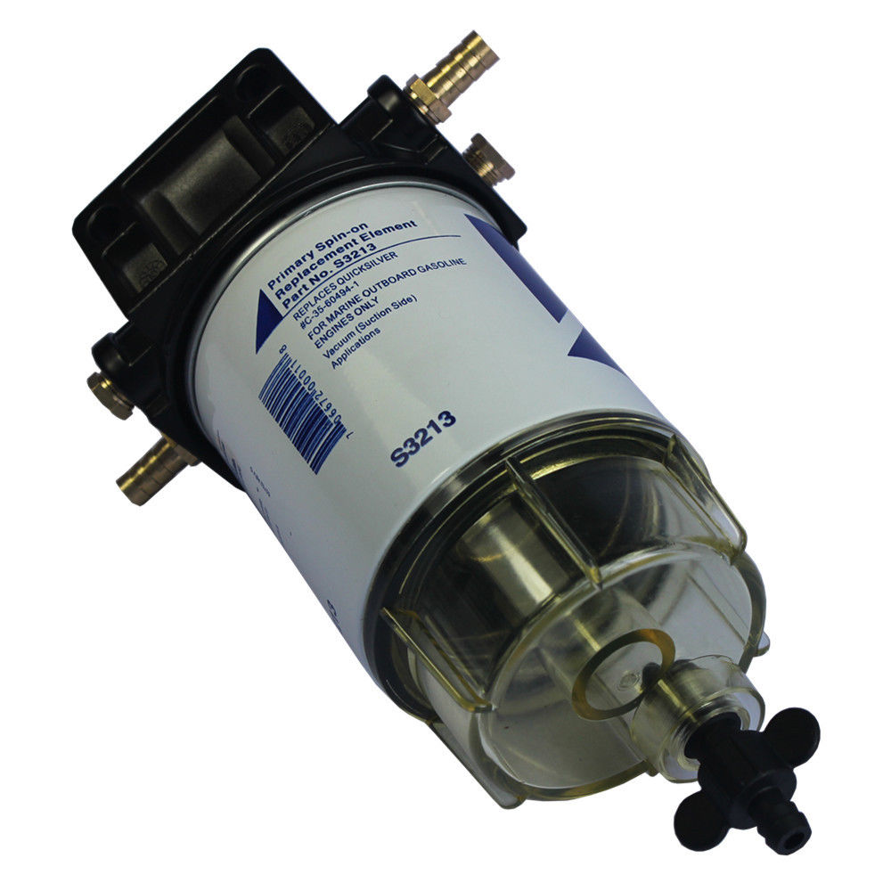 S3213 Fuel Water Separator 35 60494 1 For Boat Filter Yamaha Marine Engine 10 Micron Racor In Pneumatic Parts From Home Improvement On