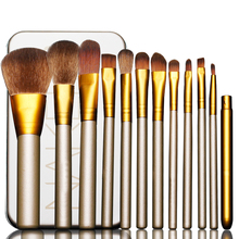 MT43-1 Set/Kits 100% Brand New  Foundation Makeup Cosmetic  Brush Portable Popular fashion for Beginner All types of skin