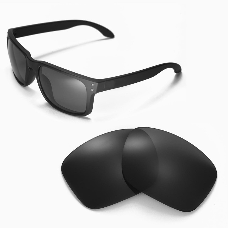replacement lenses for oakley sunglasses pbcs  Aliexpresscom : Buy Walleva Polarized Replacement Lenses for Oakley  Holbrook Sunglasses 5 colors available from Reliable lense suppliers on  WALLEVA Store