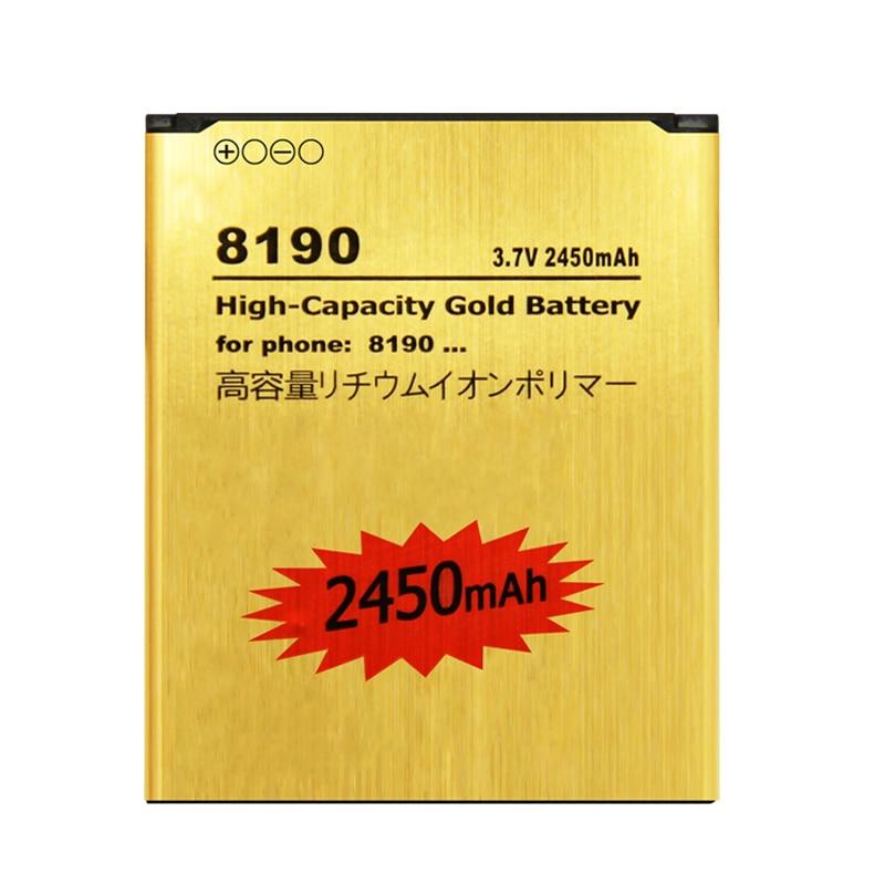 ABV EB425161LU Batteria per Samsung Galaxy S3 Mini Batteria originale i8190 i699 Ace 2 i8160 S7562 S7568 i739 i8190N S7560 S7580
